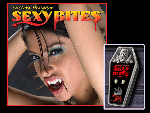 Sexy Bites By Dracula House